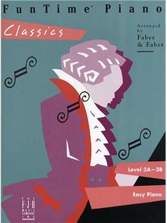 FunTime Piano - Classics Bog   Klaver solo