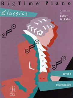 BigTime Piano - Classics Books | Piano