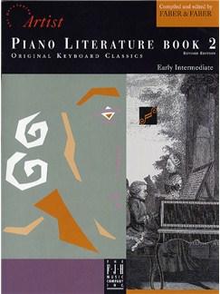The Developing Artist: Piano Literature Book 2 Books | Piano