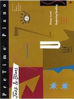 PreTime Piano - Jazz & Blues Books | Piano