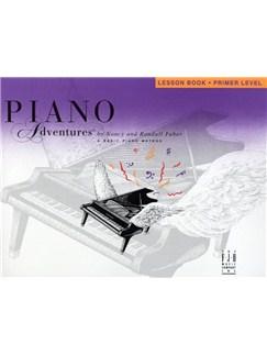 Piano Adventures: Lesson Book - Primer Level Books | Piano