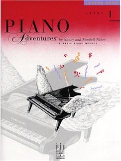 Piano Adventures®: Lesson Book - Level 1 Books | Piano