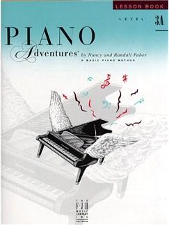 Piano Adventures®: Lesson Book - Level 3A Books | Piano