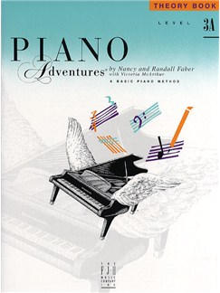 Piano Adventures®: Theory Book - Level 3A Books | Piano