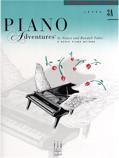 Piano Adventures®: Performance Book - Level 3A Books | Piano