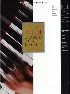 The FJH Classic Scale Book Books | Piano