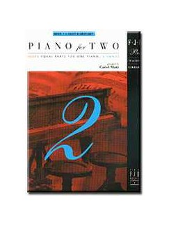 Piano For Two - Book One Books | Piano Duet