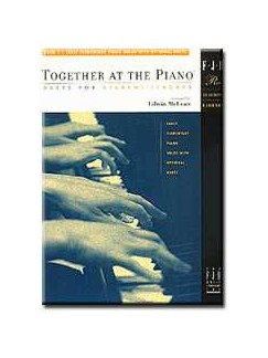 Edwin McLean: Together At The Piano Book One Books | Piano