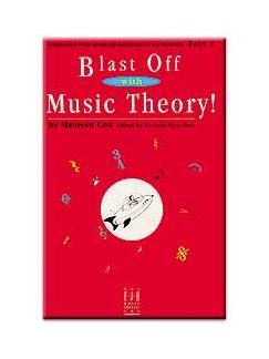 Maureen Cox: Blast Off with Music Theory! Book 1 Books | Piano