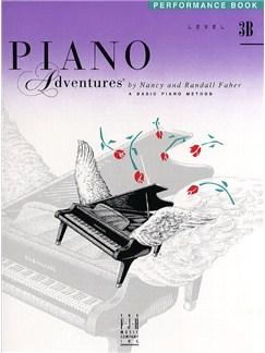 Piano Adventures®: Performance Book - Level 3B Books | Piano