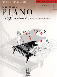 Accelerated Piano Adventures®: Performance Book 1 Books | Piano