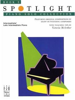 Spotlight Piano Solo Collection Book 3 Books | Piano