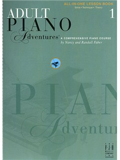 Adult Piano Adventures®: All-In-One Lesson Book 1 Books | Piano