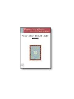 Melody Bober: Wedding Treasures Books | Piano
