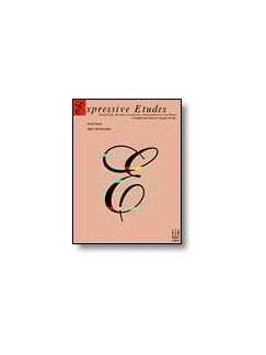 Expressive Etudes - Book Three Books | Piano