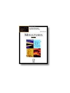 Edwin McLean: Miniatures, Book 1 Books | Piano