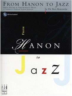 Bert Konowitz: From Hanon to Jazz Books and CDs | Piano