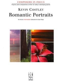 Kevin Costley: Romantic Portraits Books | Piano