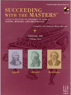 Succeeding With The Masters: Classical Era - Volume Two Books and CDs | Piano