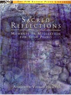 Virginia Halberg: Sacred Reflections Books | Piano