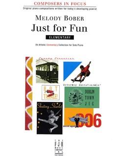 Melody Bober: Just For Fun Books | Piano