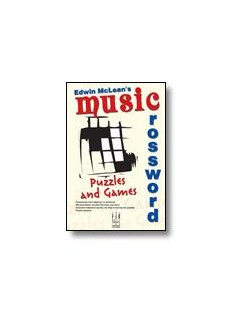 Edwin McLean's Music Crossword - Puzzles And Games Books |