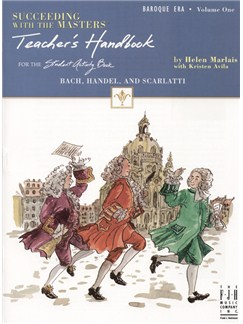 Succeeding With The Masters: Baroque Era - Volume 1 (Teacher's Handbook) Books |
