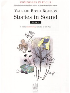 Valerie Roth Roubos: Stories In Sound - Book 2 Books | Piano