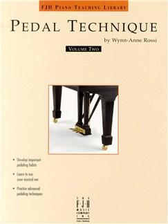 Wynn-Anne Rossi: Pedal Technique - Volume Two Books | Piano