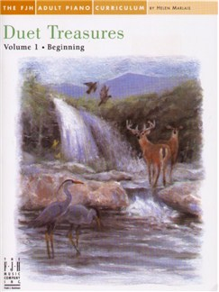 Duet Treasures: Volume One - Beginning Books | Piano