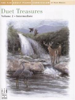 Duet Treasures: Volume Two - Intermediate Books | Piano