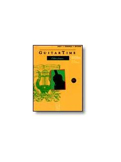 GuitarTime Christmas - Level 1; Classical Style Books | Guitar