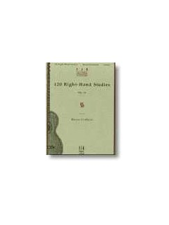 Mauro Giuliani: 120 Right-Hand Studies Op.1a Books | Guitar
