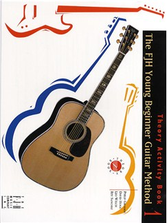 FJH Young Beginner Guitar Method: Theory Activity Book 1 Books | Guitar