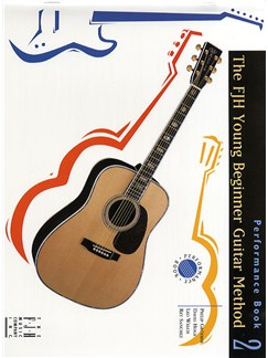 FJH Young Beginner Guitar Method: Performance Book 2 Books | Guitar