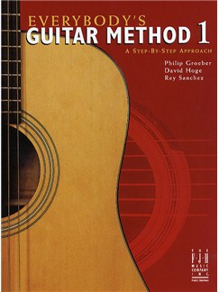 Everybody's Guitar Method: Book 1 Books | Guitar