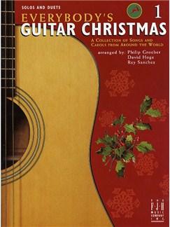 Everybody's Guitar Christmas: Book One Books | Guitar