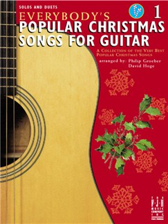 Everybody's Popular Christmas Songs for Guitar - Volume 1 Books | Guitar