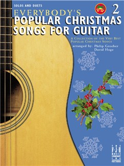 Everybody's Popular Christmas Songs for Guitar - Volume 2 Books | Guitar