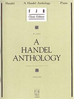 G.F. Handel: A Handel Anthology Books | Piano