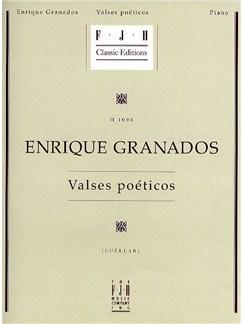 Enrique Granados: Valses Poeticos Books | Piano