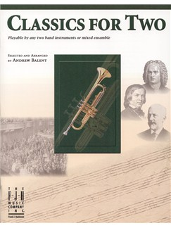 Classics For Two (Trumpet) Books | Trumpet