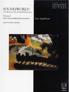 Stan Applebaum: Sound/World Volume 1 Books | Piano