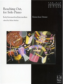Emma Lou Diemer: Reaching Out for Solo Piano Books | Piano