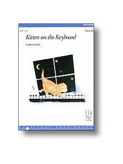 Carol Matz: Kitten On The Keyboard Books | Piano