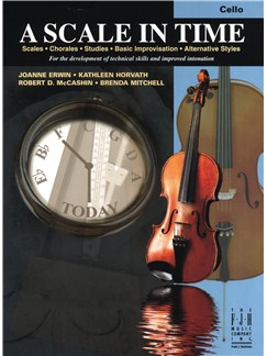 A Scale In Time - Cello Books | Cello