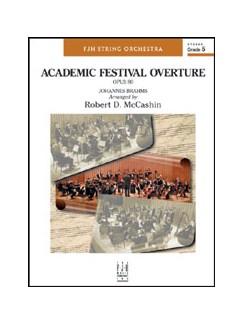 Johannes Brahms: Academic Festival Overture, Opus 80 Books | String Instruments