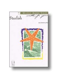 Melody Bober: Starfish Books | Piano