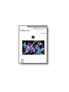 Timothy Brown: Scherzino (NFMC) Books | Piano