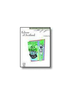 Mary Leaf: Echoes of Scotland Books | Piano